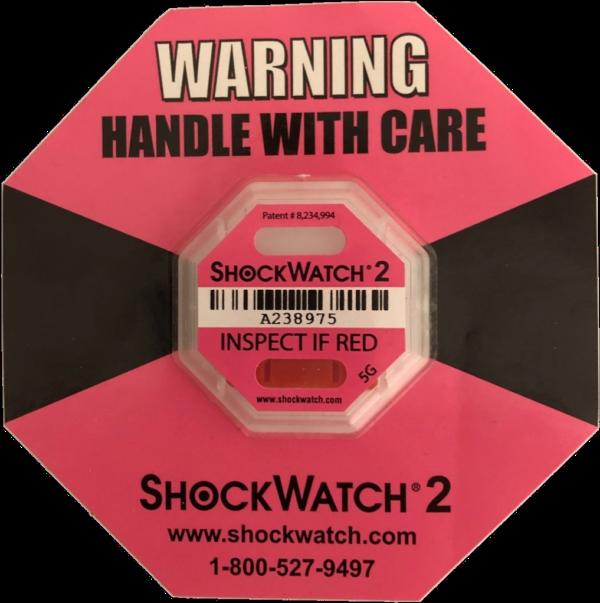 Stoßindikator ShockWatch 2 5G